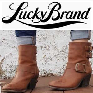 Lucky Brand Tommie Booties